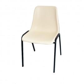 Krzesło konferencyjne MAXI beżowe